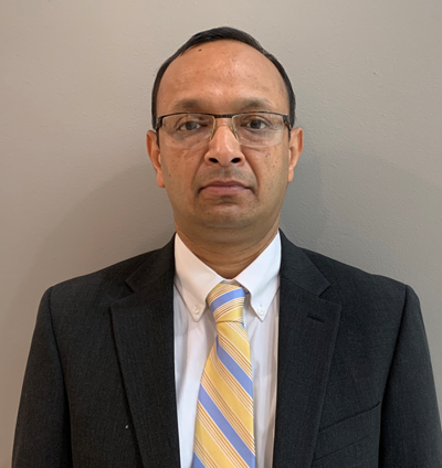 Prince William County planning director Parag Agrawal