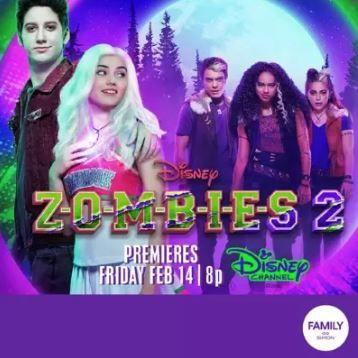 Zombie's 2 Event
