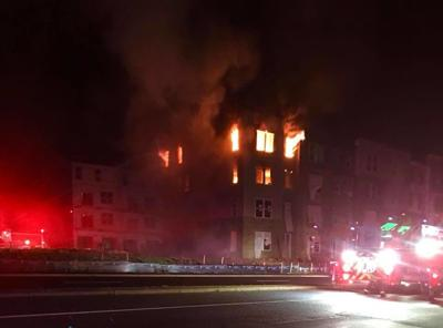 Cannon Branch residential building damaged by fire | News