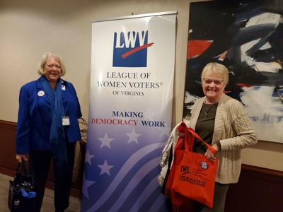 League of Women Voters in Richmond