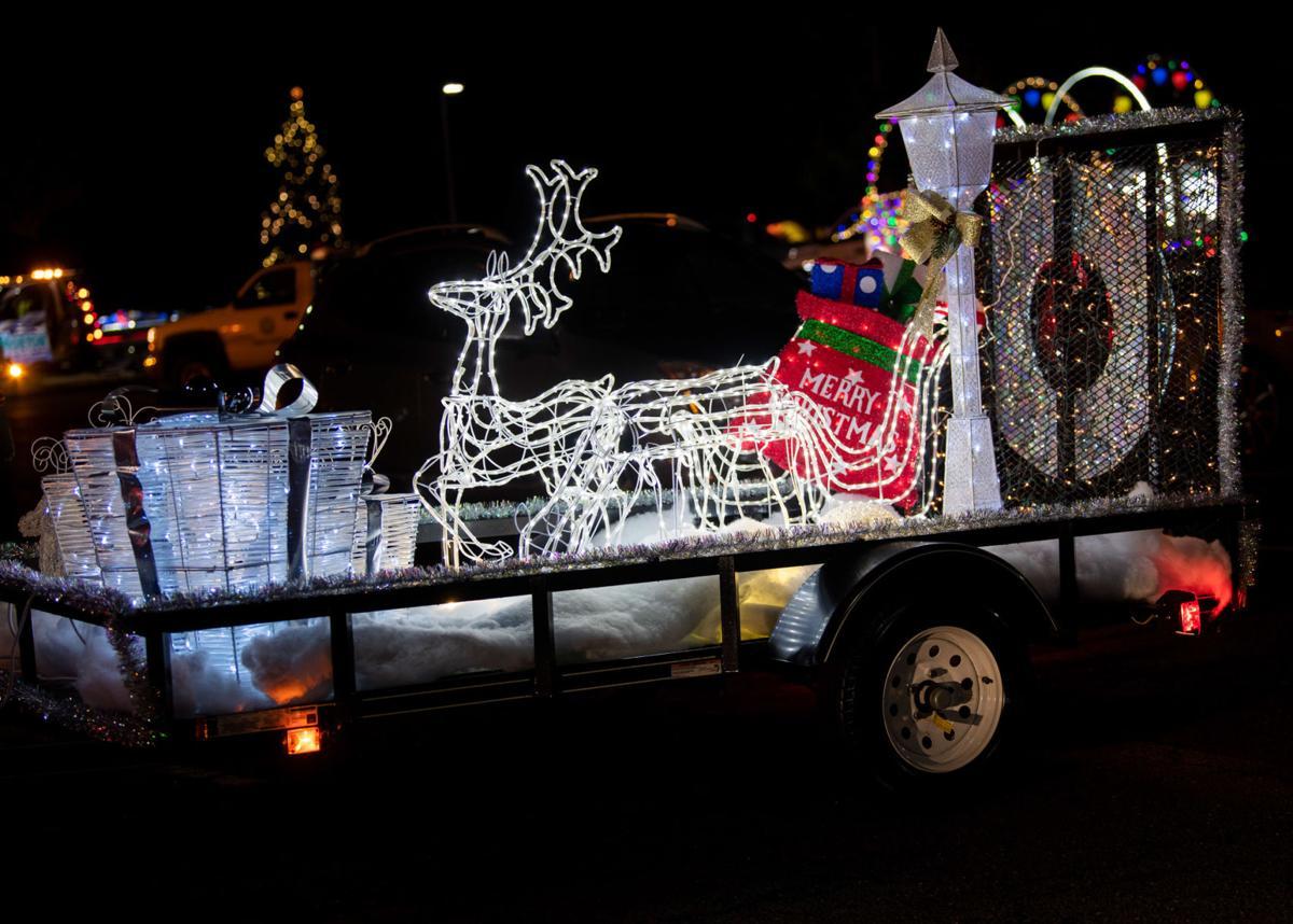 Manassas Park Christmas Parade 2020 PHOTOS: Manassas Park light parade | Arts & Entertainment