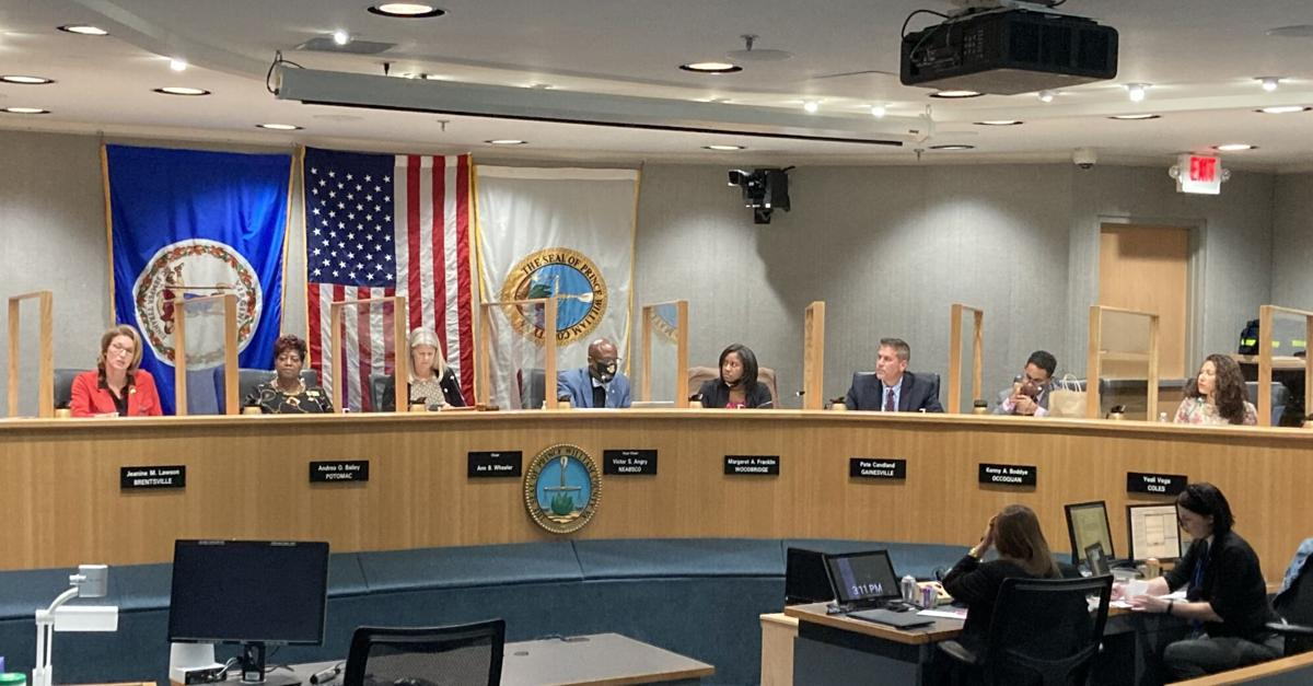 Prince William Board of Supervisors