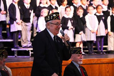 Bob Weaver American Legion Post 10 All Saints Catholic School
