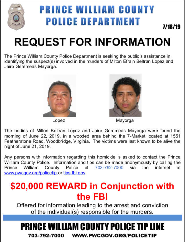 Featherstone homicide flyer.png