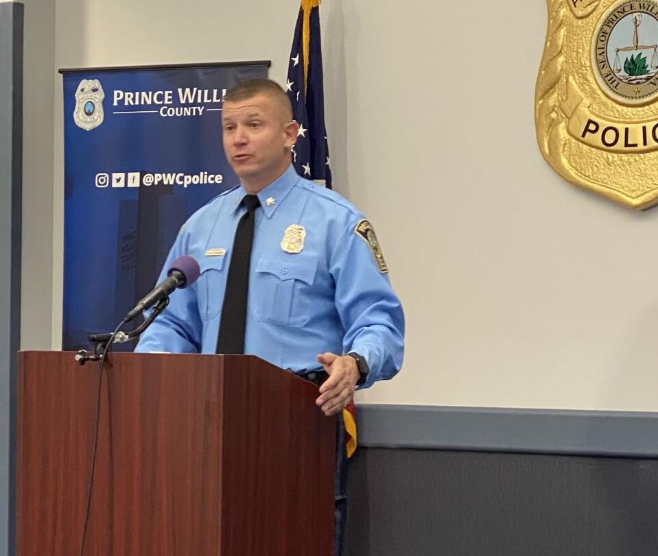 Police Chief Jarad Phelps