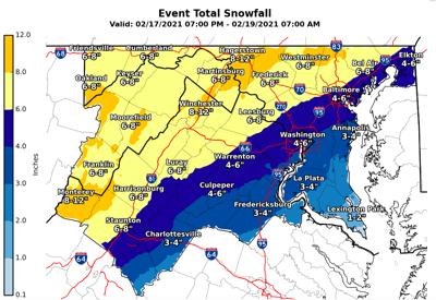 snowstorm Feb. 18, 2021