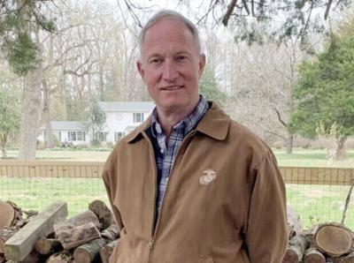 Col. Stewart Navarre, USMC retired