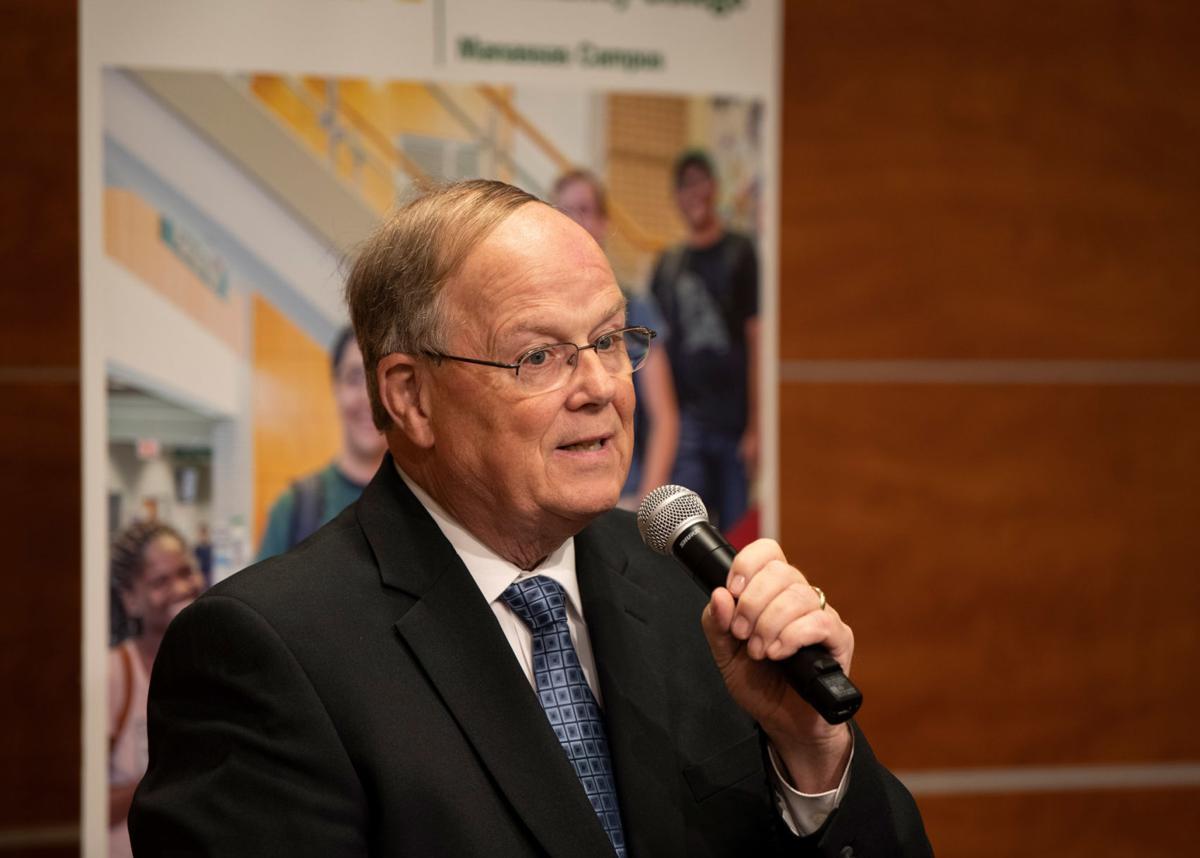 John Gray at Oct. 8 debate at NVCC