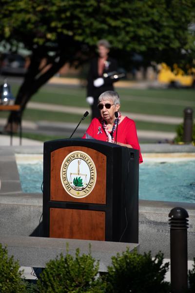 Prince William County's 9/11 remembrance service: Brenda Lynch