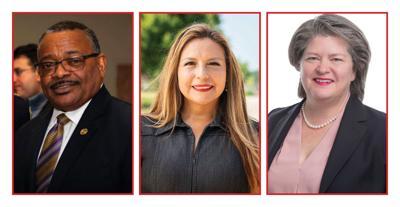 Cozey Bailey, Elizabeth Guzman, Tracy Lenox