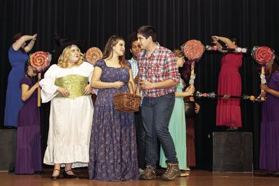 """Forest Park performs original play, """"Stories My Kinfolk Told to Me."""""""