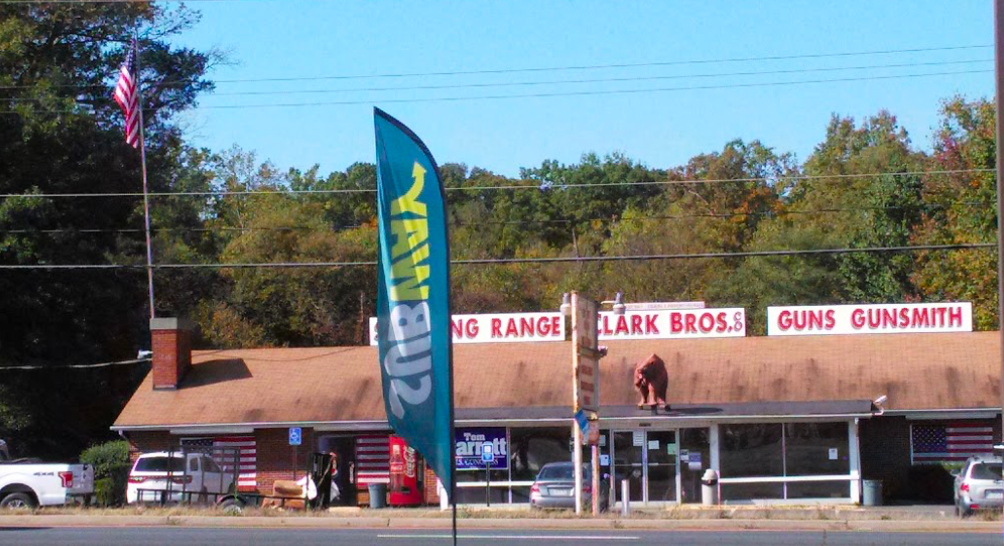 Clark Brothers gun shop