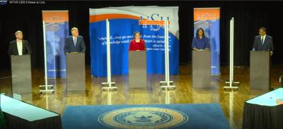 Democratic debate April 6