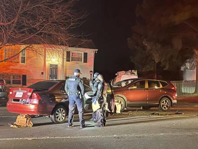 Hillendale crash