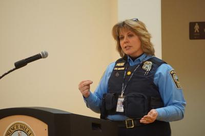 Dawn Harman assistant police chief