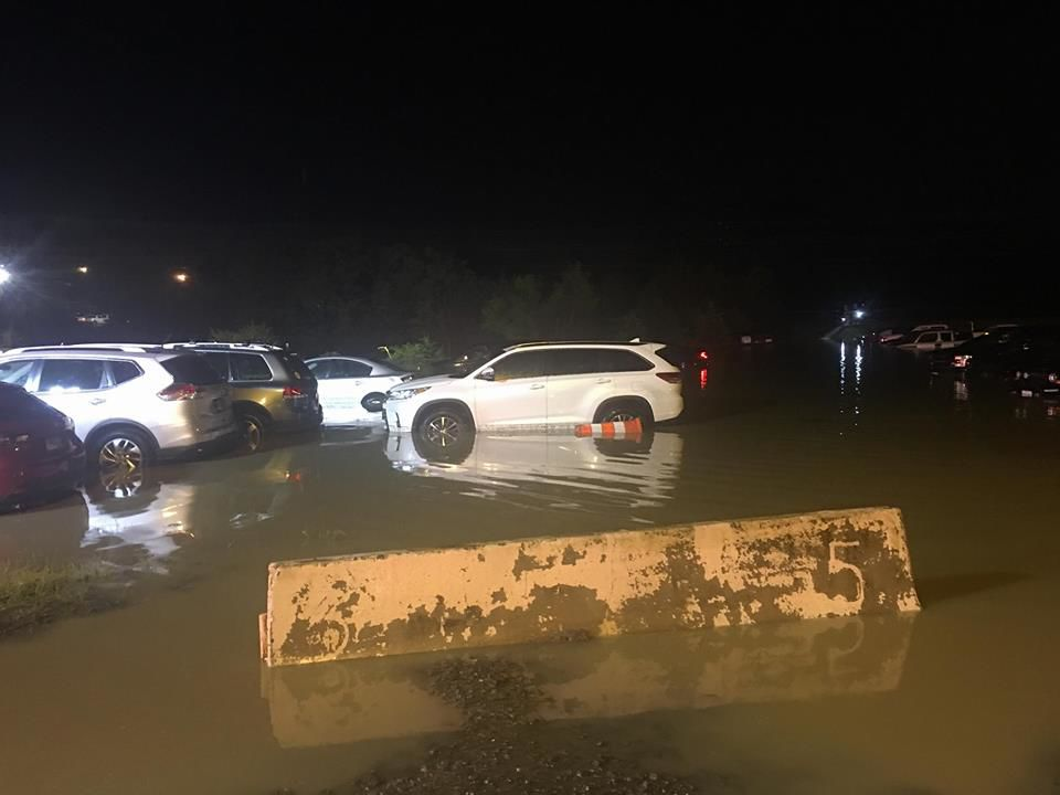 Jiffy Lube Hours Sunday >> Flooding At Jiffy Lube Live Saturday Blamed On Clogged Drainage Pipe