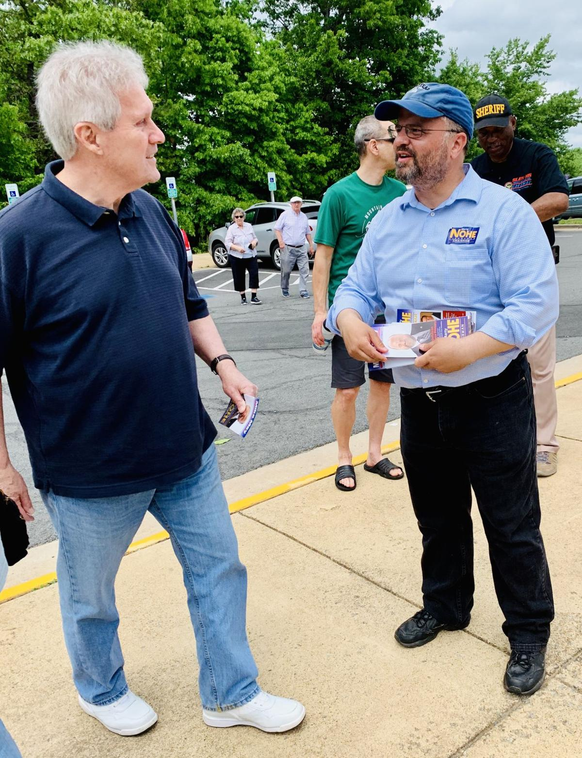 Marty Nohe GOP firehouse primary May 4, 2019
