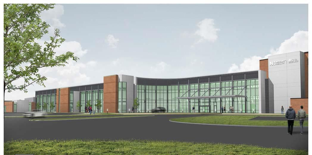Novant Begins Final Phase Of Improvements To Manassas Medical Center