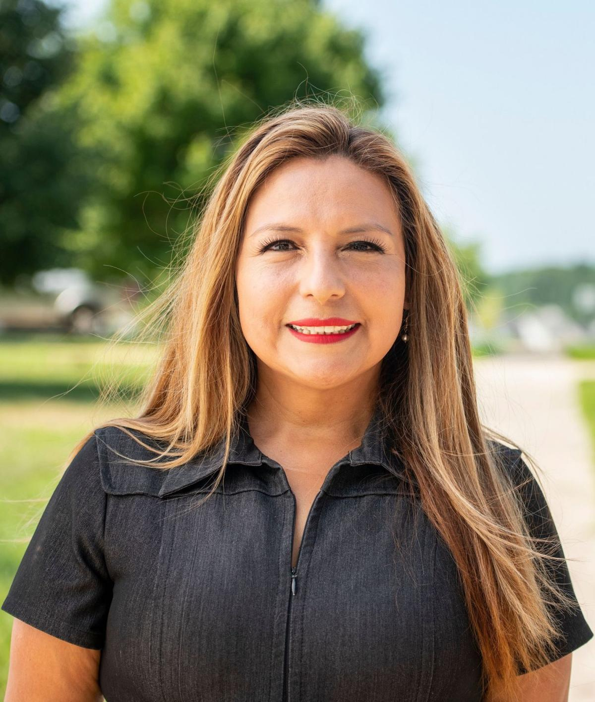Del. Elizabeth Guzman, D-31st District