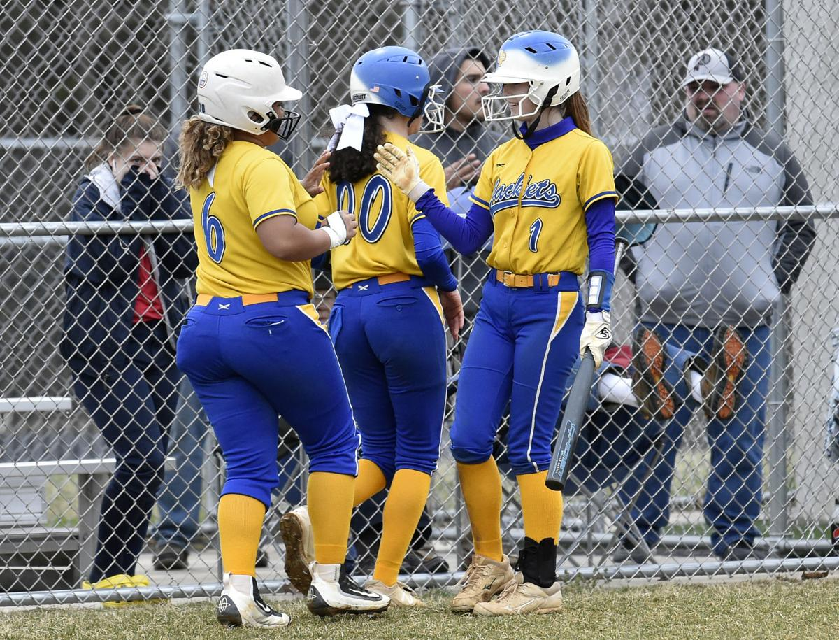 Osbourn Park dodges bees to remain only undefeated softball team in
