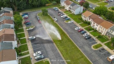 Water main break in Dale City Saturday, July 10 Virginia Water