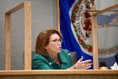 Prince William County Supervisor Jeanine Lawson