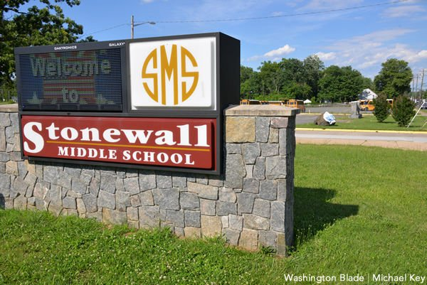 Stonewall Jackson Middle School
