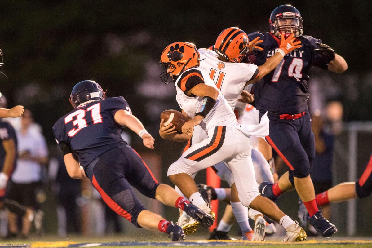 Shadyac-led Fauquier downs Brentsville 32-0 to end 13-game