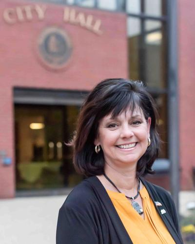 Manassas City Councilwoman Theresa Ellis
