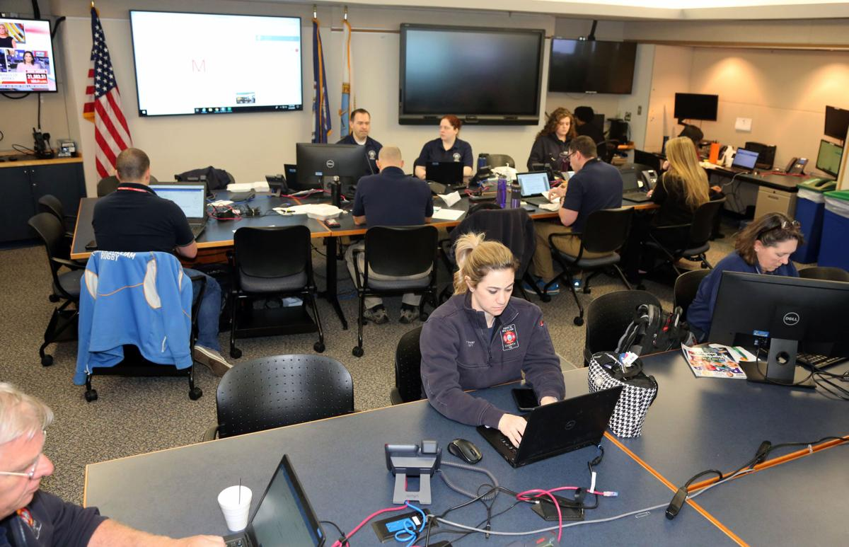 Prince William County Emergency Operations Center