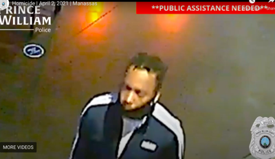 suspect in shooting outside Manassas Mall police video