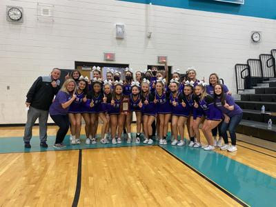 Battlefield High School competition cheer team wins state title