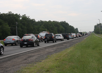 UPDATED: One lane reopens on I-95 in Spotsylvania following crash