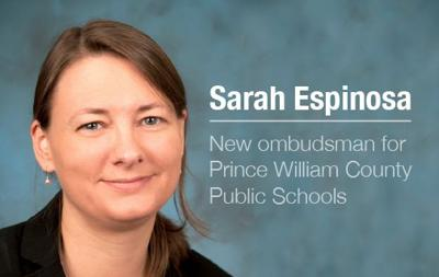 Prince William County Schools new ombudsman Sara Espinosa