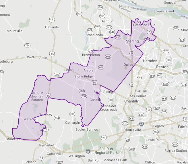 87th House of Delegates' district