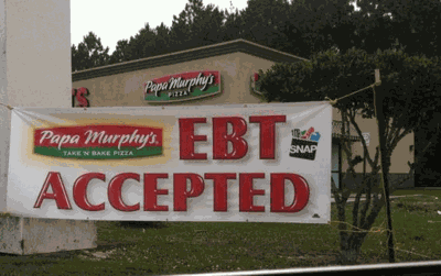 Food stamps to be used for hot food at some restaurants