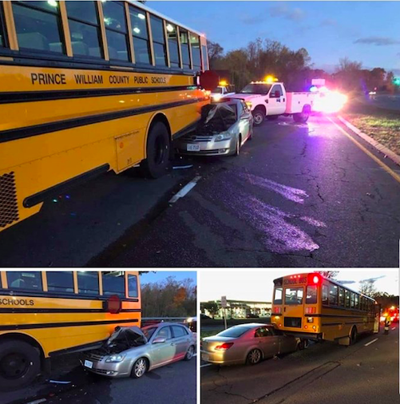 school bus crash Nov. 1, 2019