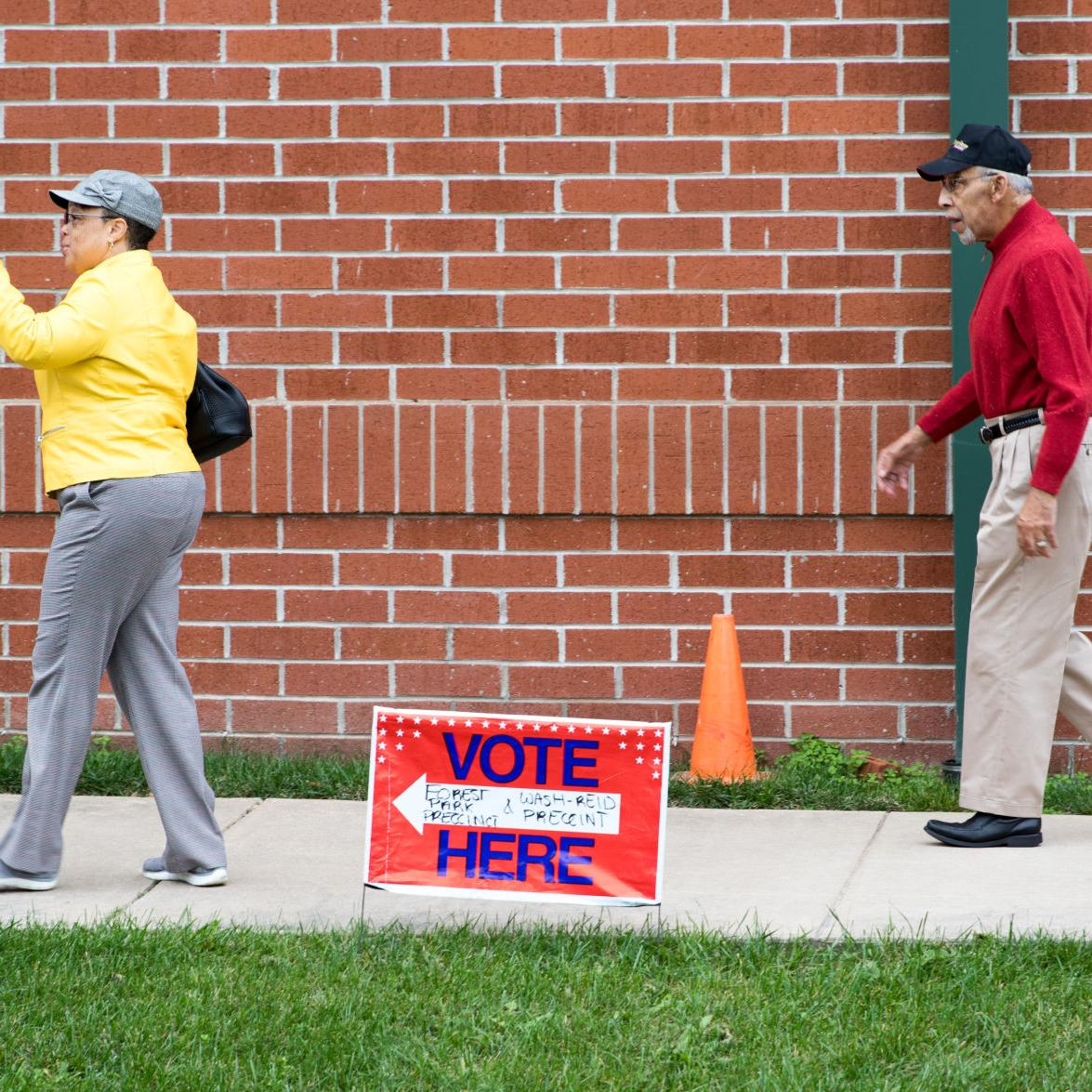 Early voting for the June 8 primary begins today
