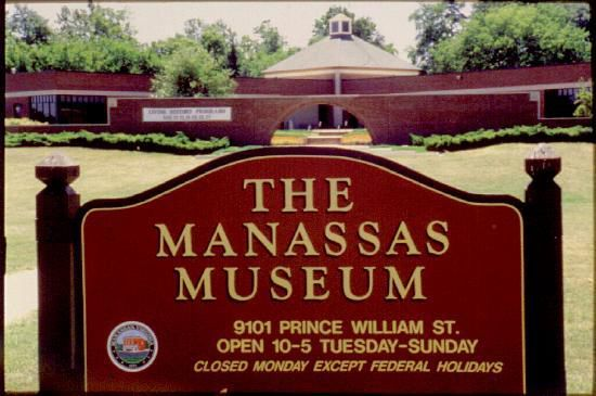 Manassas Museum