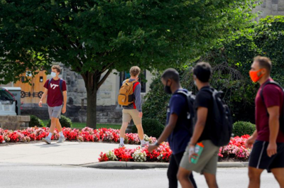 Virginia Colleges And Universities See Drop In Enrollment But Less Than Expected News Princewilliamtimes Com