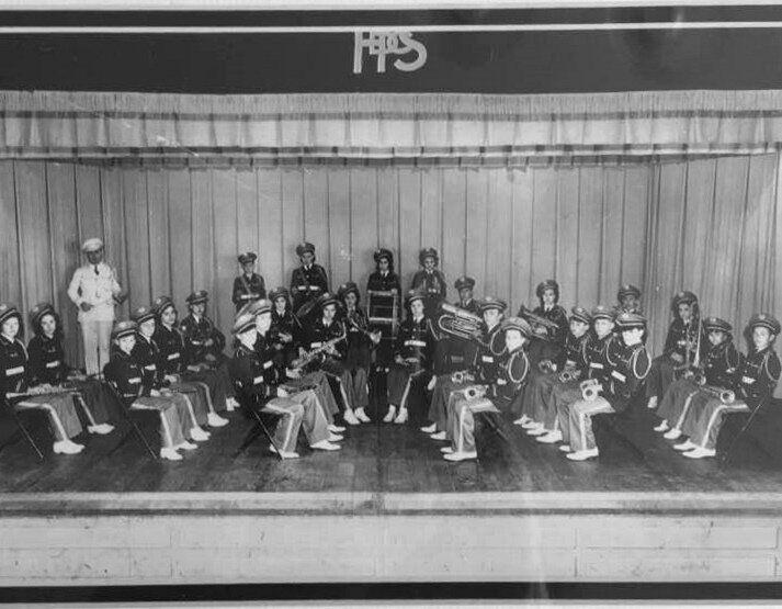 100 years of pryor band