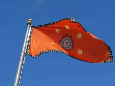 Cherokee Nation Flag