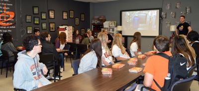 Frito-Lay Student Meeting