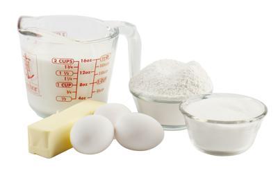 Baking Ingredients Metro