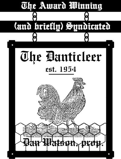 Danticleer Cooped Up Relaxed Logo