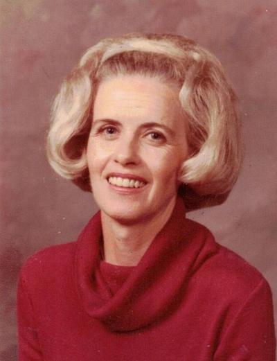 Obit-Hendry, Mary McLean