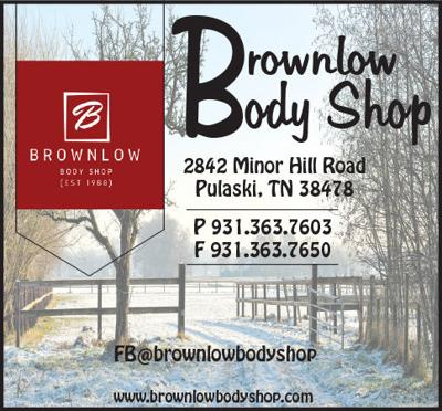 Brownlow Body Ad