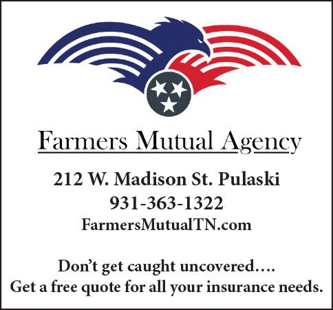 Farmers Mutual Go To ad