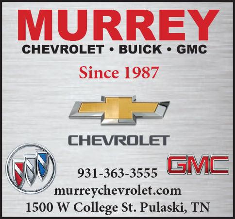 Murrey Chevrolet Ad