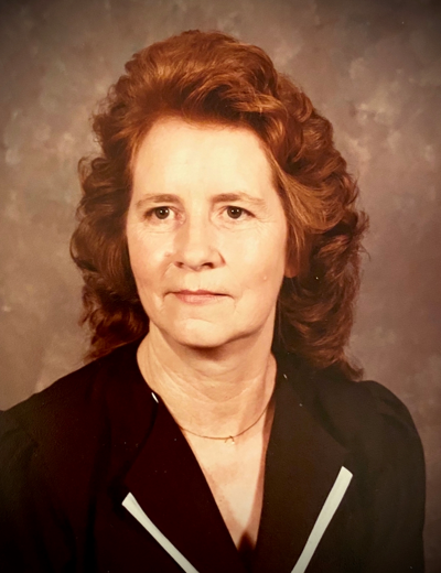Obit-Jordan, Betty Jean McFarland